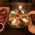 シュラスコ×国産和牛 肉ROCK -