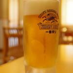エアポート山形屋彩華 - 生ビール