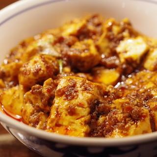 陳麻婆豆腐 - 料理写真:麻婆豆腐