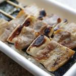 ハセガワストア - 料理写真:やきとり弁当塩