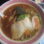 幸楽苑 - 料理写真:二代目醤油らーめん司