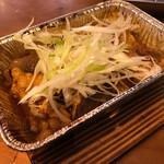 串かつ 炉端焼き いるり - 大阪ホルモン焼き