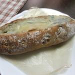 72043180 - ゴルゴンゾーラのパン