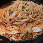 江戸前煮干中華そば きみはん - 冷やしNuts坦々麺(900円)
