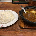 72043350 - 牛すじ野菜カレー