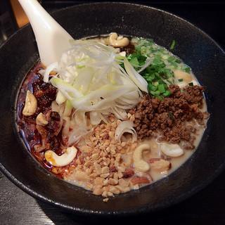 江戸前煮干中華そば きみはん - 料理写真:冷やしNuts坦々麺(900円)