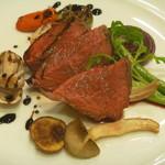 イタリアンレストラン Zucca - 尾崎牛とうがらしのロースト