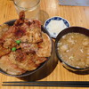 豚丼十勝 - 料理写真:本ロース&バラ