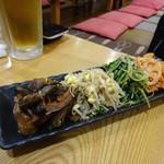 ハレルヤ - 彩り野菜ナムル盛り
