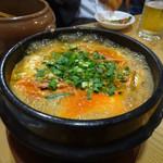 ハレルヤ - 純豆腐チゲ