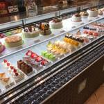 バニラの実 - ショートケーキのコーナー