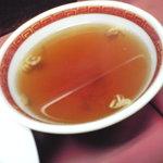 赤羽餃子センター - スープ