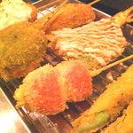 食DINING - 串揚げ