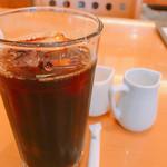 パンネビーノ - 食後のコーヒー