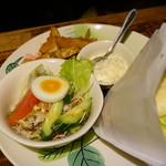 熱帯食堂 - サラダ