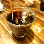 熱帯食堂 - アイスコーシー
