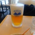 つばき - 生ビール