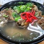 沖縄料理オナガ家 - ソーキそば