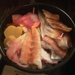 朝日寿司 総本店 - ちらし寿司
