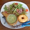 スープホリック - 料理写真:[b:「スープ&ブレッド コンボ ①」]