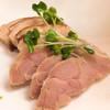 菜香餃子房 - 料理写真:鶏肉の塩漬け400円