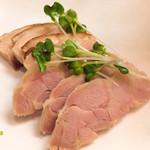 72059754 - 鶏肉の塩漬け400円