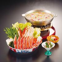 札幌かに家 - 秋のかにすき祭り!ズワイかにすき御膳がなんと1999円!!