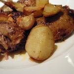リストランテ ブォーノ - 鶏もも肉のコンフィ