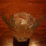 mouton valcitta - ☆お水グラスはカジュアルですね(*^^)v☆