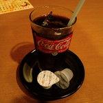 海の幸 磯の坊 - アイスコーヒー(ランチ)