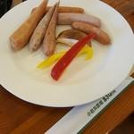 牧場館ジンギスカン食堂 -
