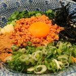 東京煮干屋本舗 - 台湾まぜそば 850円