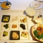 ややダイニング - ややダイニング@道後温泉 朝食
