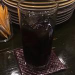 蝸牛庵 - アイスコーヒー