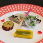 日本料理 愛 - 焼物