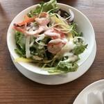 レストラン カステッロ - サラダ