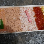 新発田三新軒 - 料理写真:まさかいくらなんでも寿司1100円