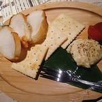 明石発酵所 鍛冶二丁 - クリームチーズ