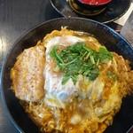 雲母 - カツ丼カレー味