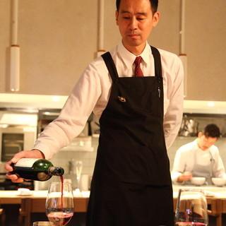 高品質で個性に満ち溢れたワイン◇国産ワインも充実◇