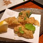 とっぴんぱらりのぷ - 比内地鶏の皮煎餅