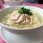 中国四川料理 太陽 - 鶏塩麺
