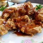 坦々麺や 昇龍天 - ザンタレ