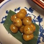 住吉屋 - 塩煮芋