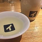 焼鳥今井 - 日置桜 純米ぬる燗