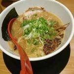 麺屋 燕 - こく味噌らーめん880円