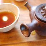 ハチラボ - ハチ茶