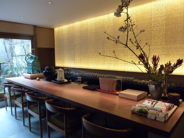 祇園NITI - カウンター 1階