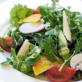 毎日届く新鮮な有機野菜!!