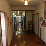 ミートプラザ尾形 - 2階個から廊下の眺望!